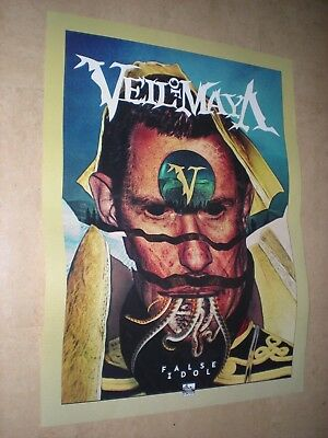 POSTER by VEIL OF MAYA false idol Promo for the new album / cd