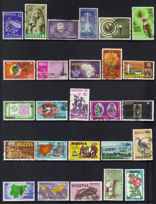 (337) Nigeria 1963-1986 Used Selection