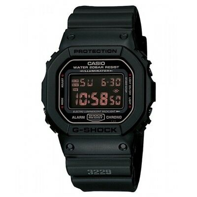 16770c9a9c5880 CASIO G-SHOCK DW-5600MS-1 Orologio da Uomo Digitale Red Eye Limited ...