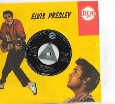 Elvis Presley - All Shook Up / That's When...