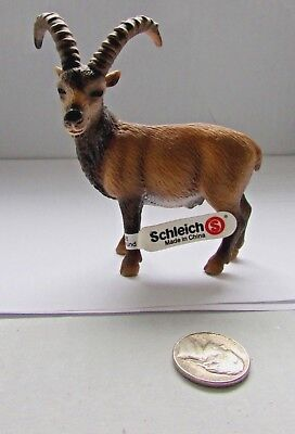 Schleich NWT Ibex 14366 Retired