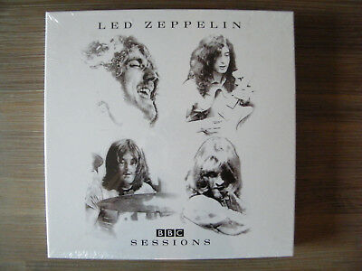 4 Lp's 12'  Led Zeppelin - The Bbc Sessions - (New/ovp) - Atlantic First 1997 -