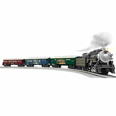 Lionel Trains Thomas Kinkade O Gauge LionChief RC Christmas Electric Train Set