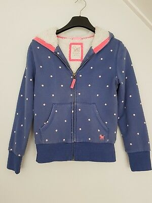 Girls Mini Boden Shaggy Hoodie - 9-10 years - Good Condition!!