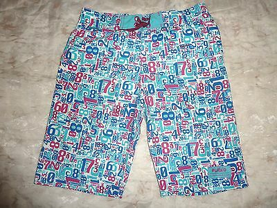 *play By Kube Short De Bain Boxer Slip Maillot Plage Ete Garcon Ado 14 Ans*