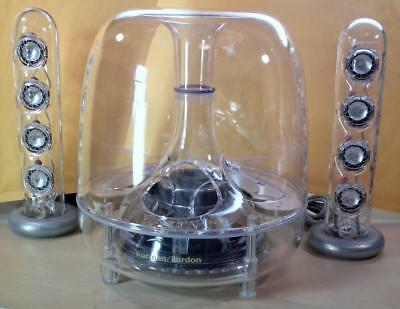 Harman Kardon SoundSticks II Plug and Play Multimedia Speaker System Ships Free!