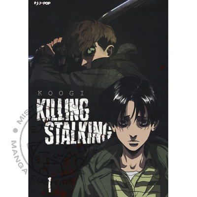 Manga - Killing Stalking 1 - J-Pop