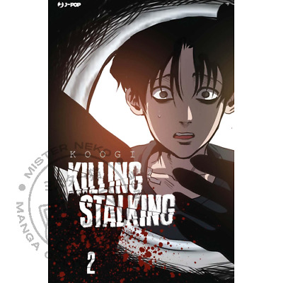 Manga - Killing Stalking 2 - J-Pop