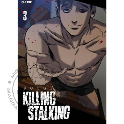 Manga - Killing Stalking 3 - J-Pop