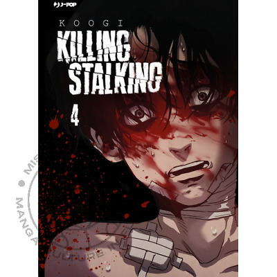 Manga - Killing Stalking 4 - J-Pop