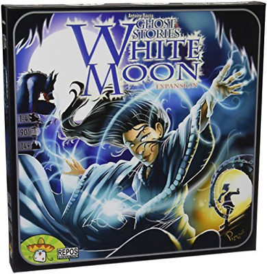 Ghost Stories White Moon Expansion  AC NEU