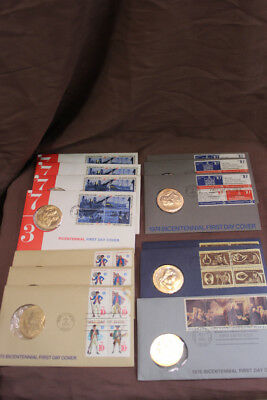 Lot of 21 United States Mint Medals & Medallions