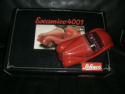 SCHUCO CLASSIC EXAMICO rot in GESCHENKBOX MADE IN GERMANY AGRxxx