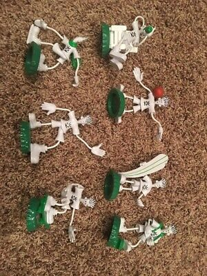 7 Vintage 7UP character figures FIDO DIDO