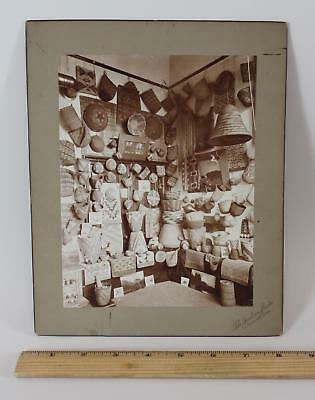 WOW! Antique Photograph 100+ Western Native American Indian Baskets & Paintings
