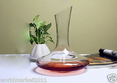 New 1.5L Glass Juice Beverage Wine Drink Cup Decorative Party Club Decanter