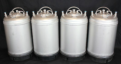 Corny keg 3gallon New Cornelius Kegs 4 pack Homebrew Beer Cold Brew Coffee Soda
