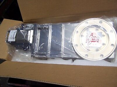 "New Vat 6"" Stainless Steel Pneumatic Gate Valve 10844-Te44-Asy1/0007"