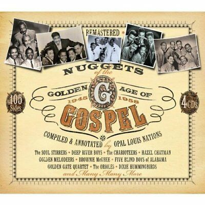Various Artists-Nuggets Of The Golden Age Of G  CD NEU