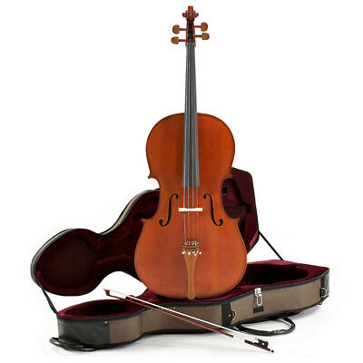 Archer 44C-500 4/4 Size Cello by Gear4music - DAMAGED - RRP £449.99
