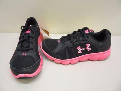 NEW Youth Girls Under Armour Shoes Size 1 3.5 4 4.5 5 6 GGS PACE RN 1272293-744