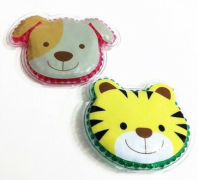 Child/Toddler Soothing Gel Pack Re- Usable Beautiful  Novelty Safety Pad