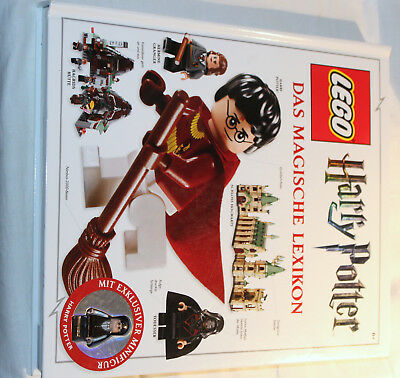 Harry Potter Magisches Lexikon LEGO, m. Figur
