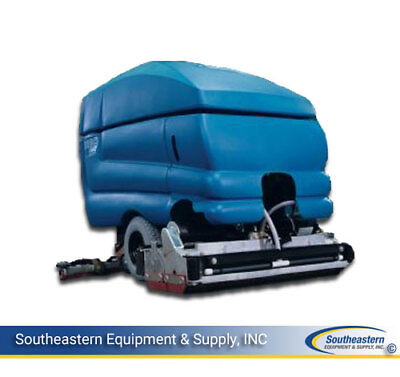Reconditioned Tennant 5680 36 in Cylindrical Floor Scrubber