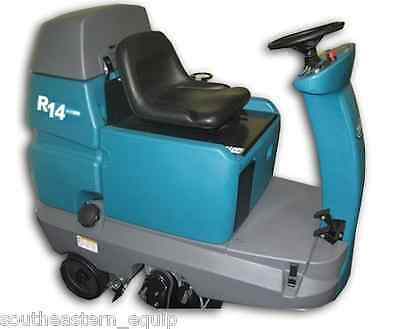 Reconditioned Tennant R14 Ride-On ReadySpace Carpet Cleaner