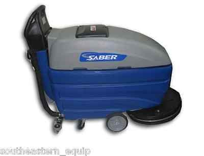 "Reconditioned Windsor Saber 20"" Floor Scrubber-Pad Driven"