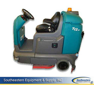 Reconditioned Tennant T12XP Disk Floor Scrubber with ec-H2O