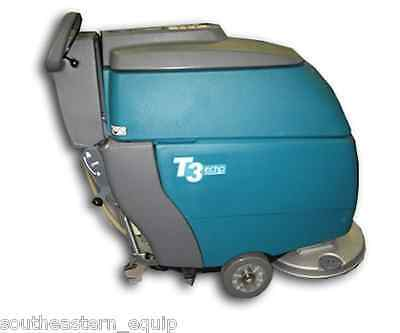 "Reconditioned Tennant T3 Disk 20"" Floor Scrubber w. ec-H2O Traction Drive"