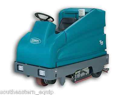 "Reconditioned Tennant T15 36"" Rider Floor Scrubber"