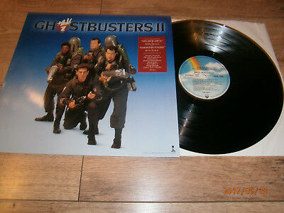 Ghostbusters Ii - Original Motion Picture Soundtrack Lp 1989 Mca Records Germany