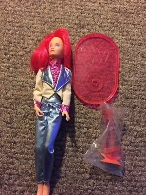 Hasbro Vintage JEM and the Holograms KIMBER doll parts accessories 1986