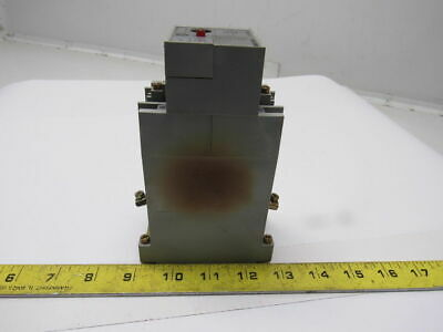 A-B Allen Bradley 700-RTC11100U24 Ser. A Solid State Adjustable Timing Relay