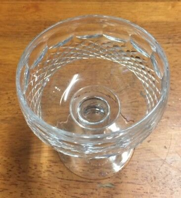 Vintage Waterford Crystal Colleen Champagne Sherbet Mint!