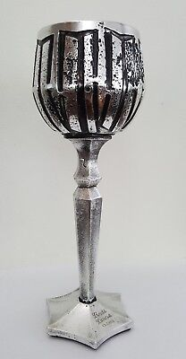 Single Don Sheil Large 24cm goblet Gift inscribed and signed 1975
