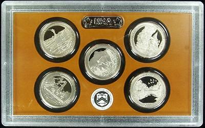2011-S CLAD Proof A T B Quarter Set-Lens Only-Best Value @ CherrypickerCoins