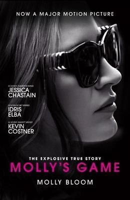 Bloom, Molly: Molly's Game. Film Tie-In