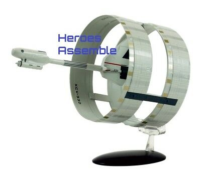 Star Trek Starships Collection Special Ring Ship Enterprise Xcv-330 Eaglemoss