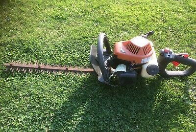 Tanka hedge trimmer, does not work,