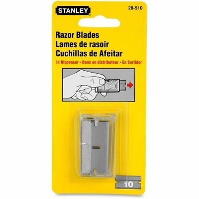 Stanley Bostitch Single Edge Razor Blades (680-28-510) Category: Utility Knife