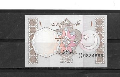 Pakistan #27H Unc Old Rupee Banknote Paper Money Currency Bill Note