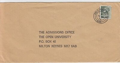 Survival Equipment RAF Akrotiro Cyprus Field Post Office 1055 - 1974 Cover
