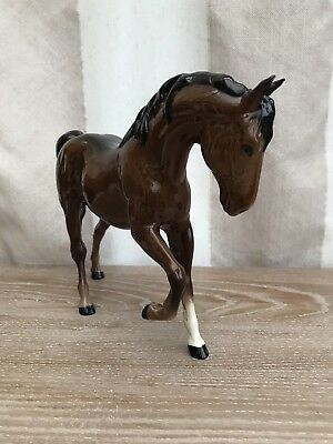 Royal Doulton Horse Spirit Of The Wind Gloss Perfect
