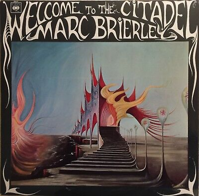 Marc Brierly 'welcome To The Citadel' Uk Vinyl - Cbs 63478 - 1968