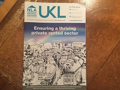 UK Landlord Magazine - UKL - NLA National Landlords Association - May / Jun 2016