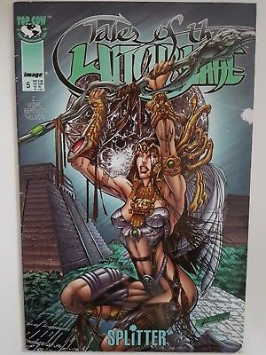 Tales of the Witchblade Nr. 5 Presse Ausgabe