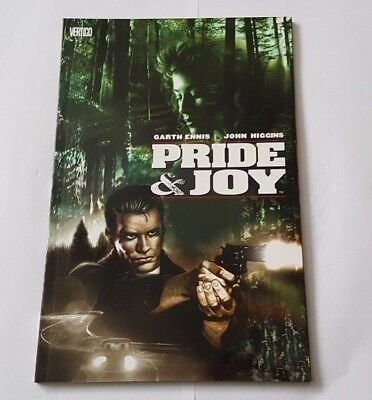 Pride & Joy Dc Comics Vertigo Garth Ennis Graphic Novel Book